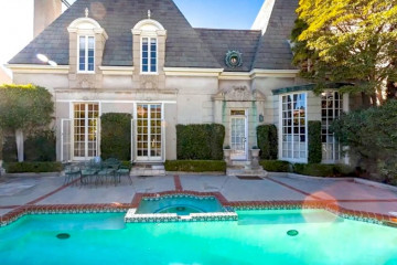 French Chateau in LA