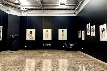 Stylish Gallery Studio Space