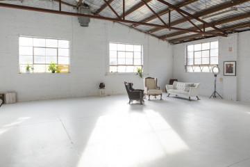 Moorabbin Warehouse Photography Studio
