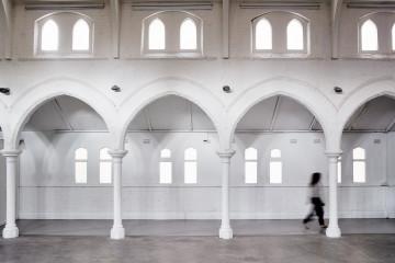 Grand church hall