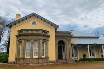 The Vine Hall Homestead