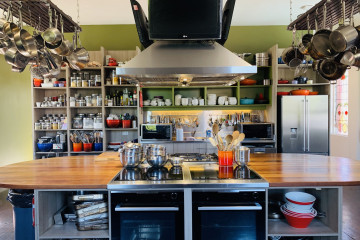 European chefs kitchen