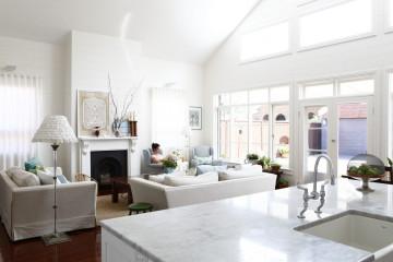 Hamptons home in inner Sydney