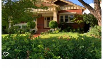 California Bungalow and Garden