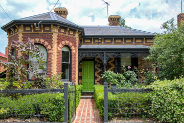Hawthorn Brick Victorian