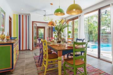 Colourful Tropical Fizz