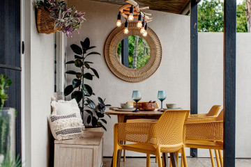 Sun-Drenched Oasis