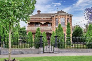 Victorian Italianate Mansion