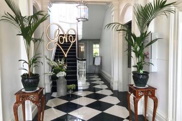 The Coastal Mansion
