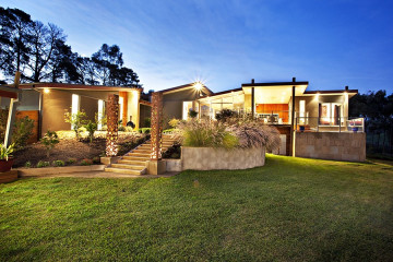 Architectural Home in the Yarra Valley