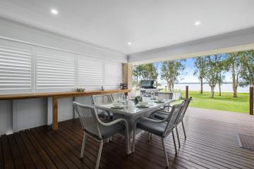 Lake Front Luxury at Lake Macquarie