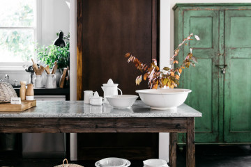 Transitional Cottage in Daylesford