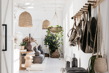 Mini Converted Rustic Warehouse