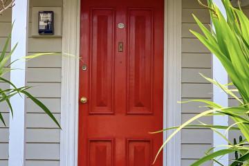 Red Door Victorian