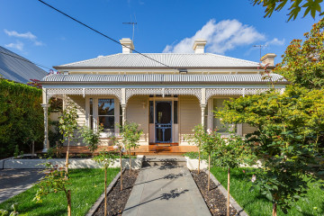 Charming Victorian Moonee Ponds Home