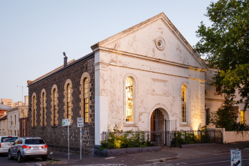 Converted Church in the Heart of Melbourne